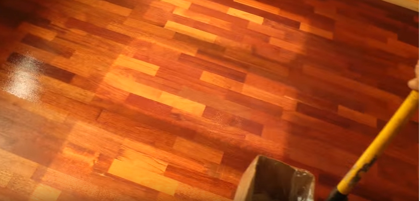 Auckland FLOOR POLISHING